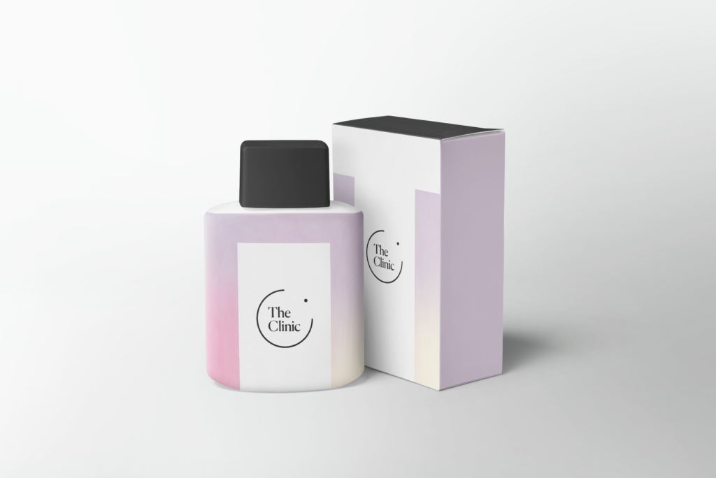 The Clinic Packaging