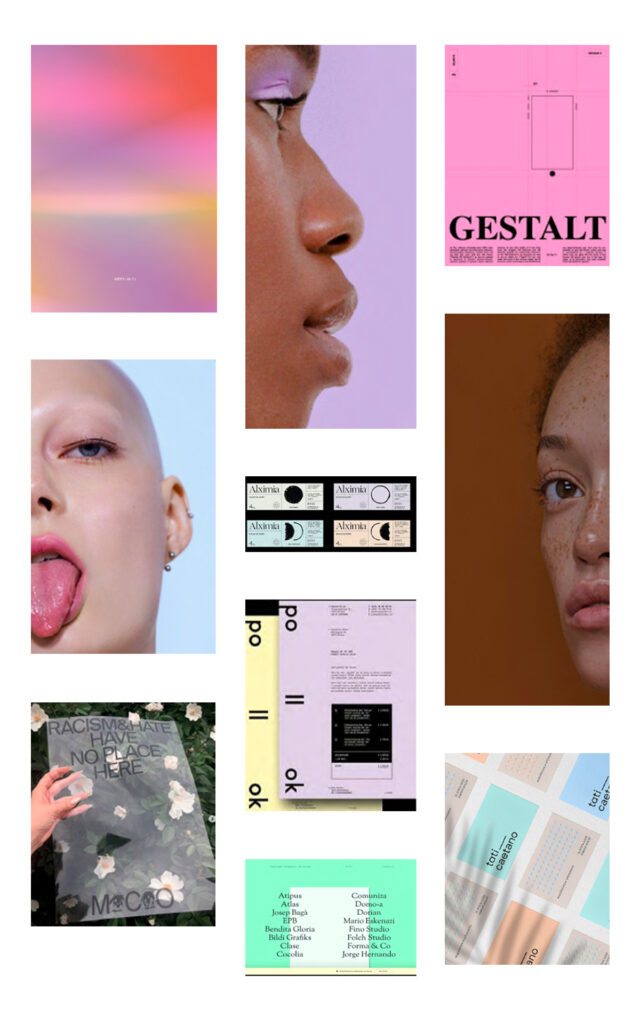 The Clinic Moodboard